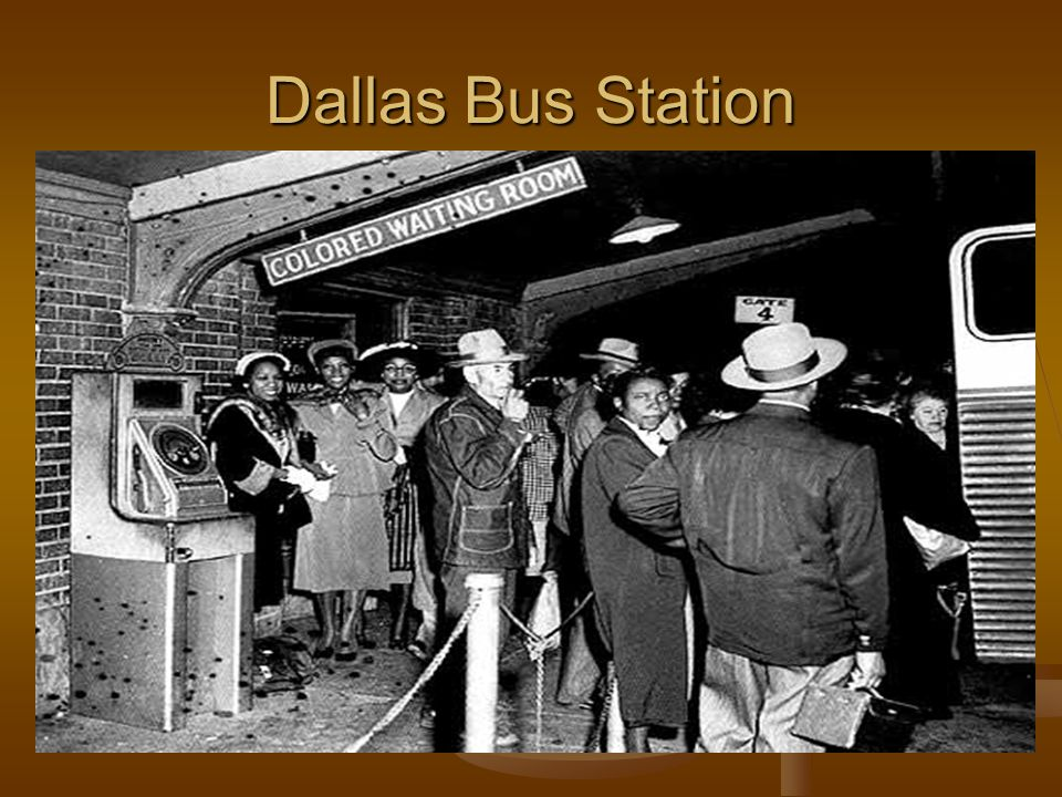 Dallas Bus Station