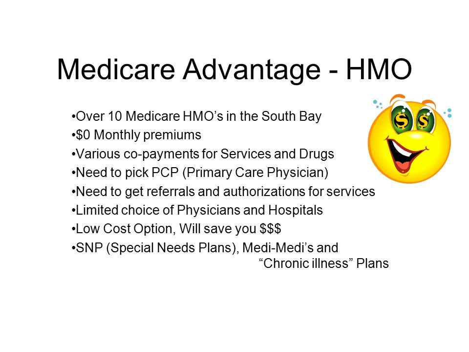 Medicare Advantage - HMO