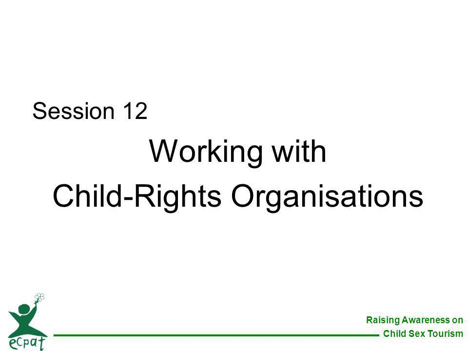 Child-Rights Organisations