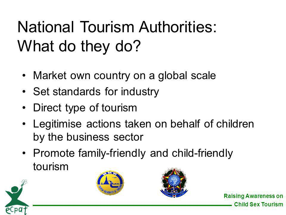 National Tourism Authorities: What do they do