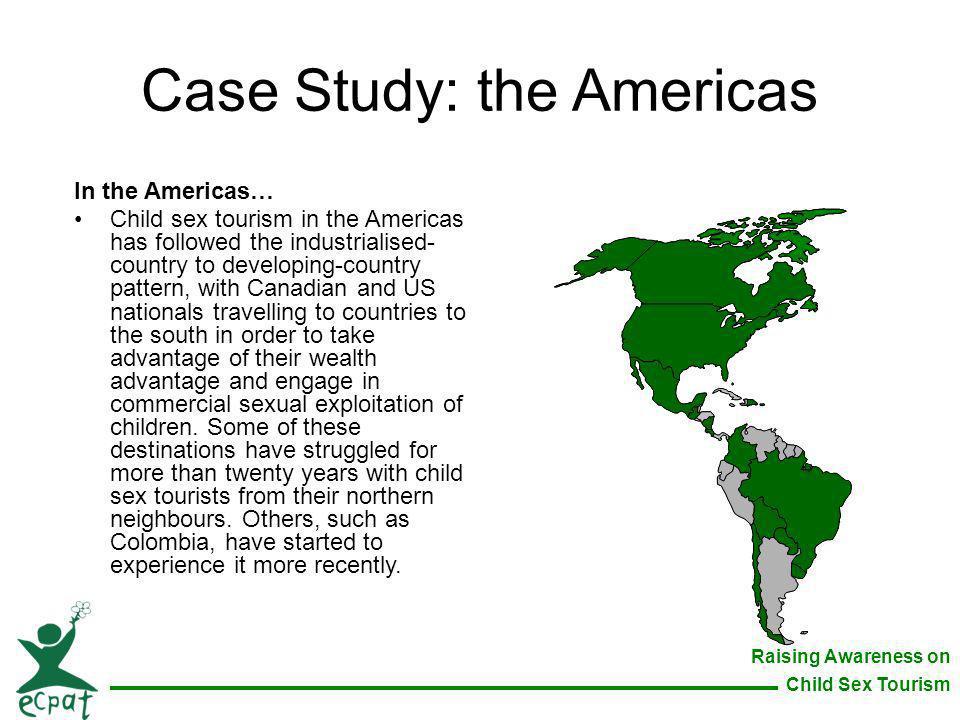 Case Study: the Americas