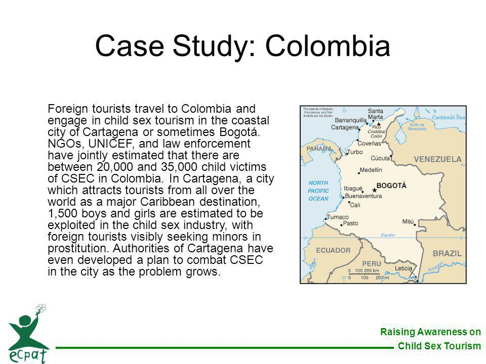 Case Study: Colombia