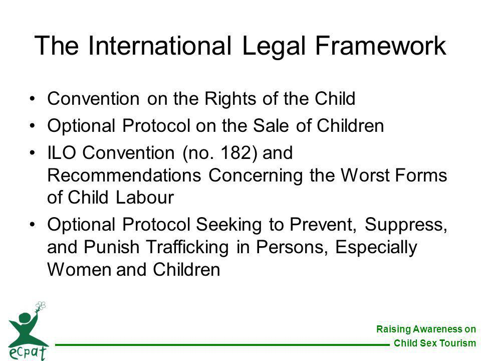 The International Legal Framework