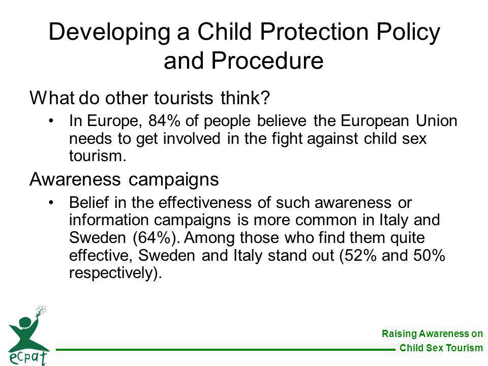Developing a Child Protection Policy and Procedure