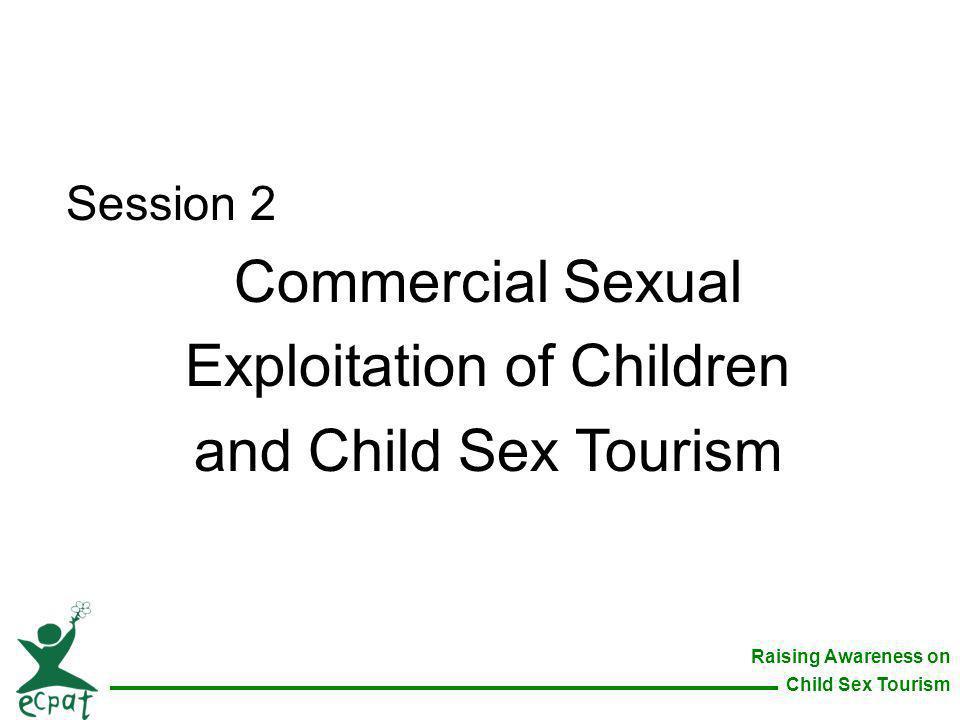 Exploitation of Children