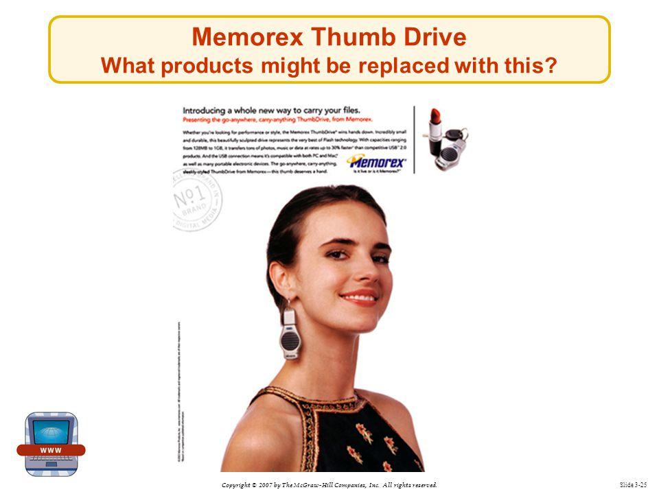 Memorex Thumb Drive What products might be replaced with this
