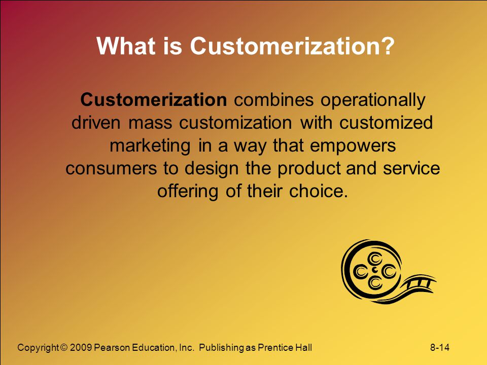 What is Customerization