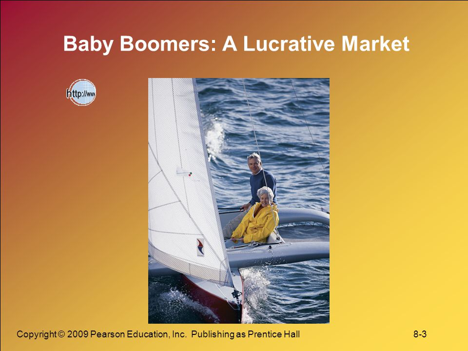 Baby Boomers: A Lucrative Market