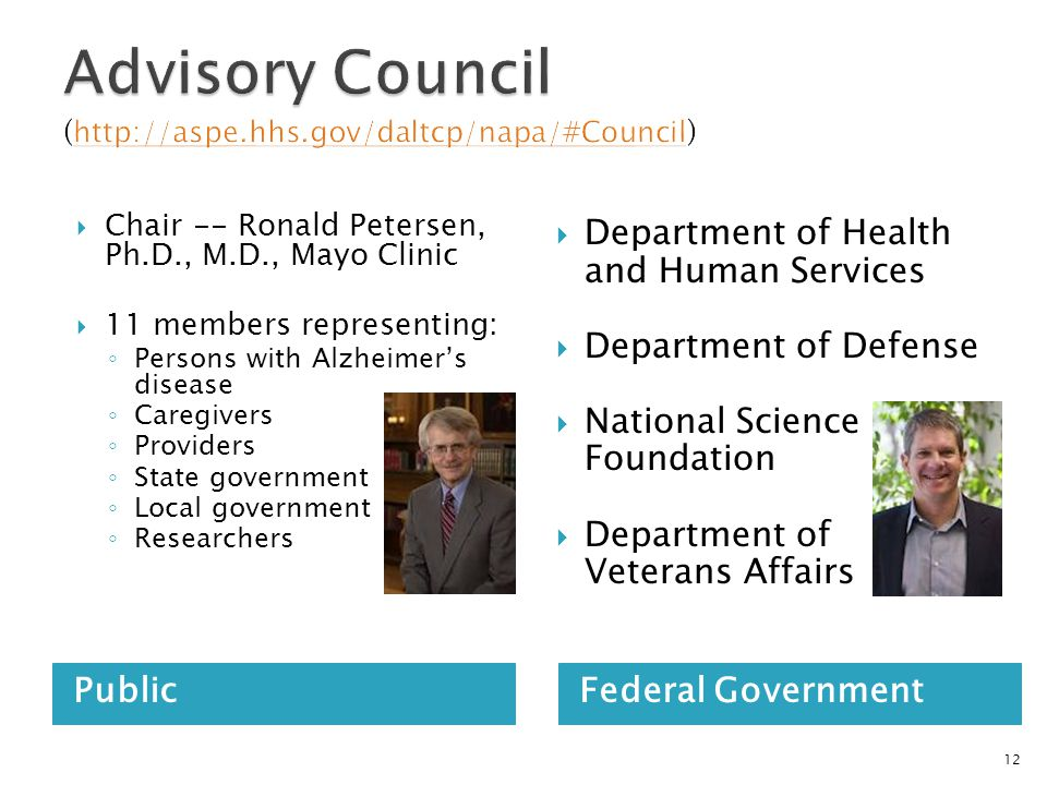 Advisory Council (http://aspe.hhs.gov/daltcp/napa/#Council)