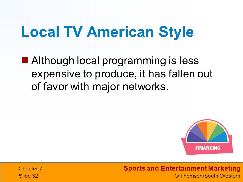Local TV American Style