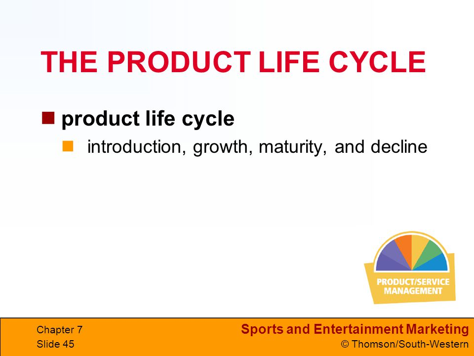 THE PRODUCT LIFE CYCLE product life cycle