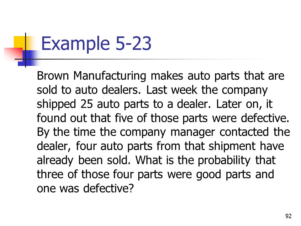 Example 5-23