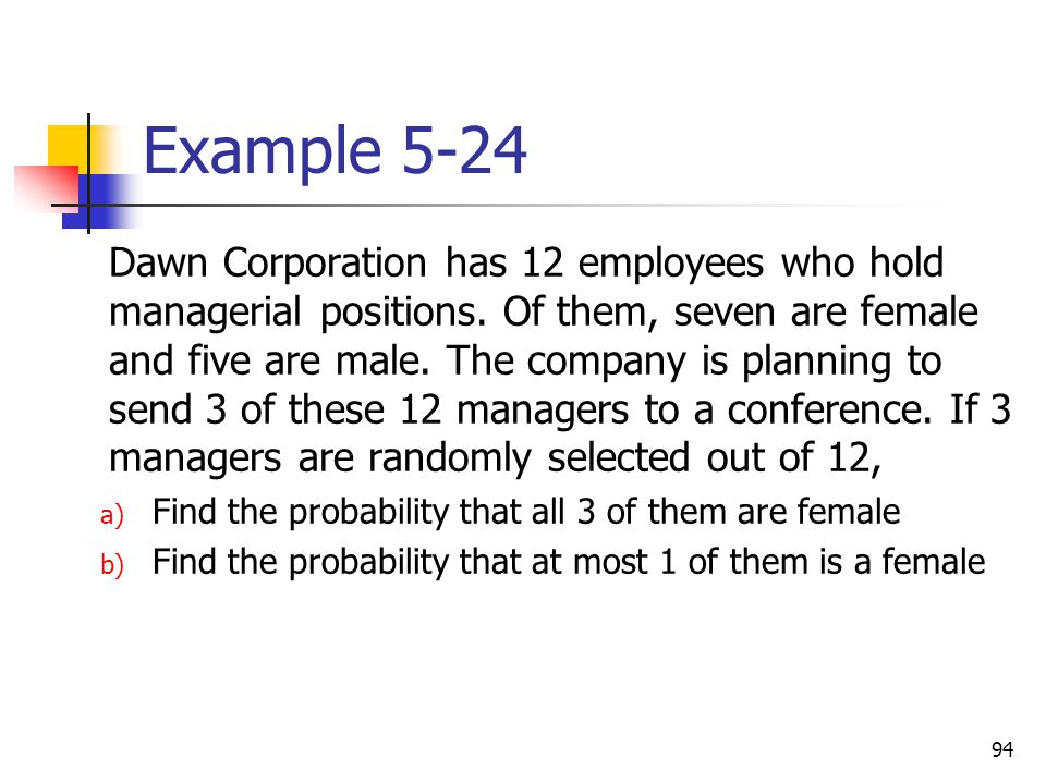 Example 5-24