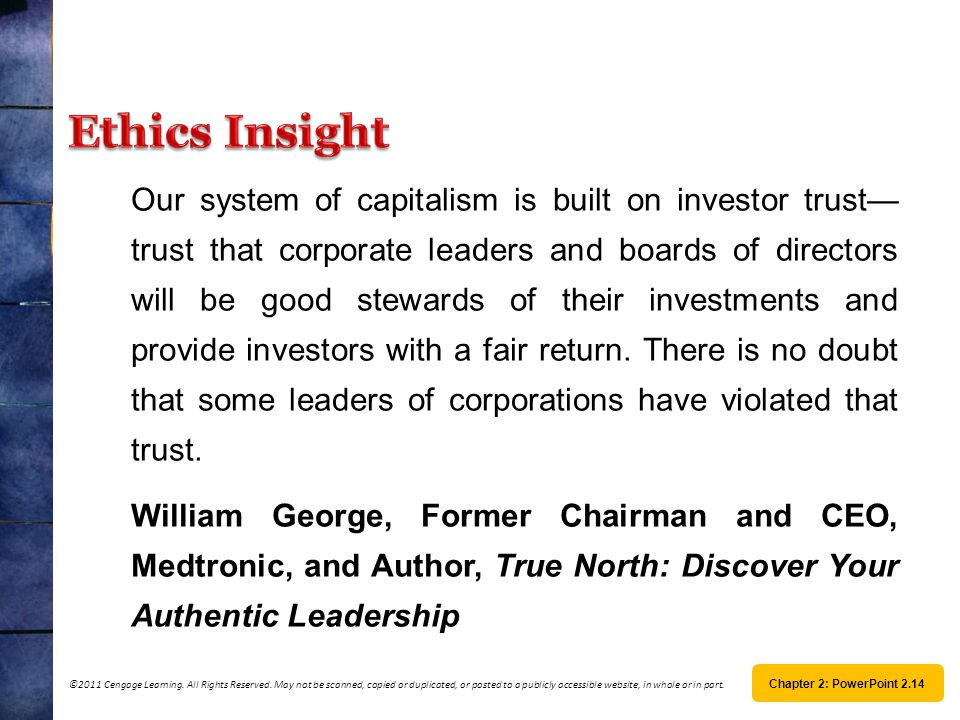 Ethics Insight