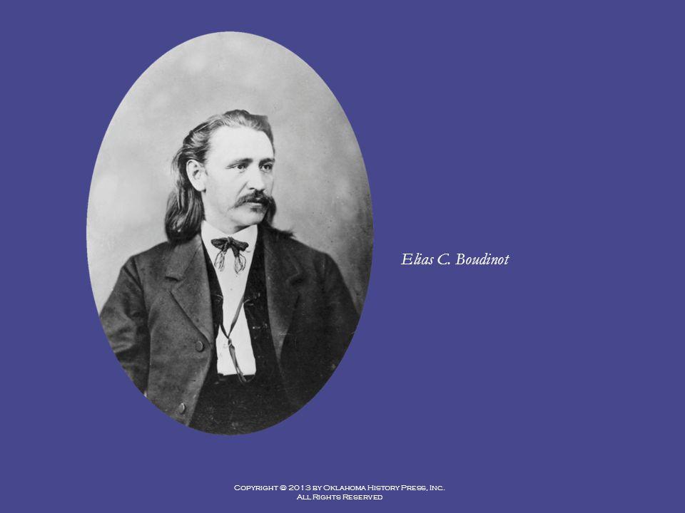 Elias C. Boudinot