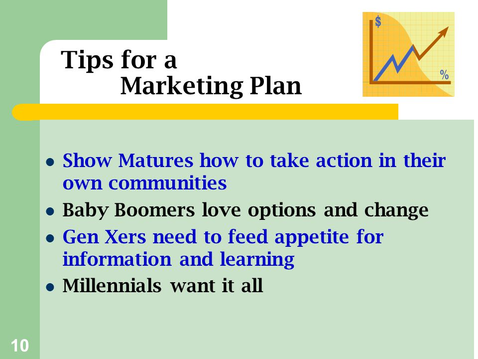 Tips for a Marketing Plan