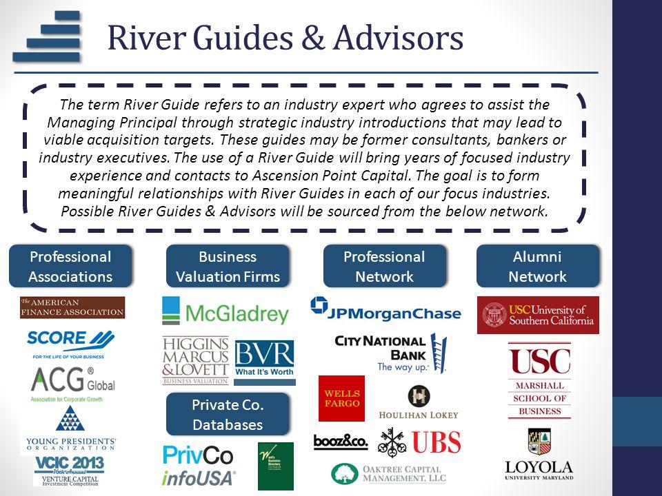 River Guides & Advisors