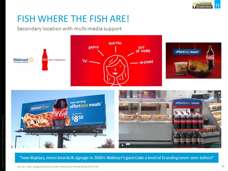 fish where the fish are! Secondary location with multi-media support