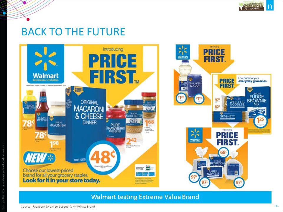 Walmart testing Extreme Value Brand
