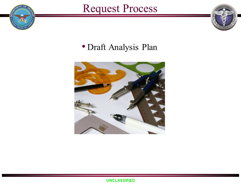 Request Process Draft Analysis Plan