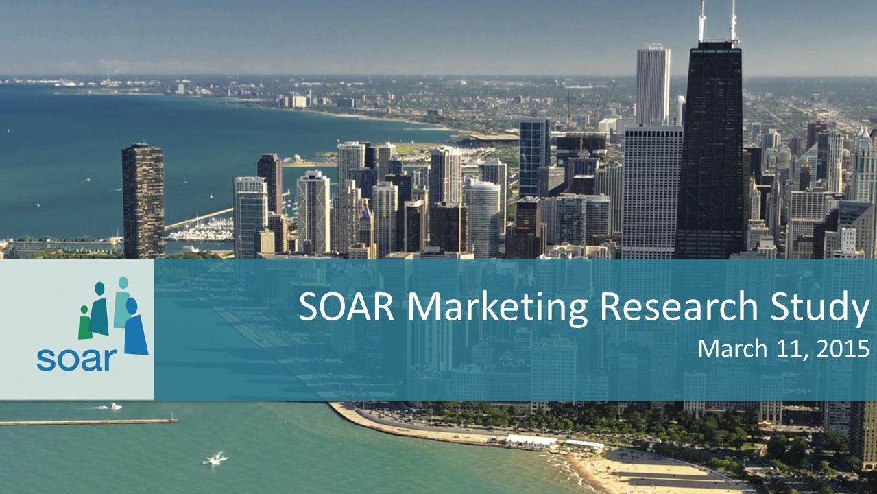 SOAR Marketing Research Study