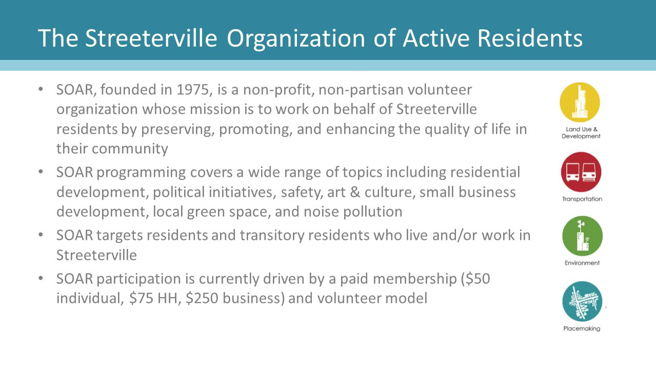 The Streeterville Organization of Active Residents