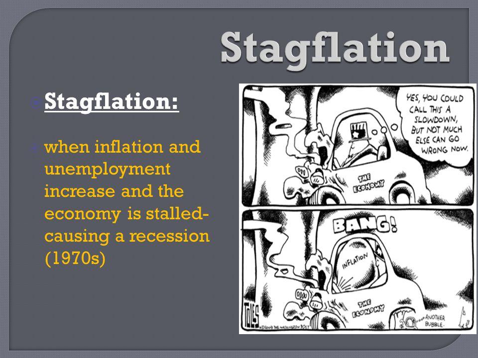Stagflation Stagflation: