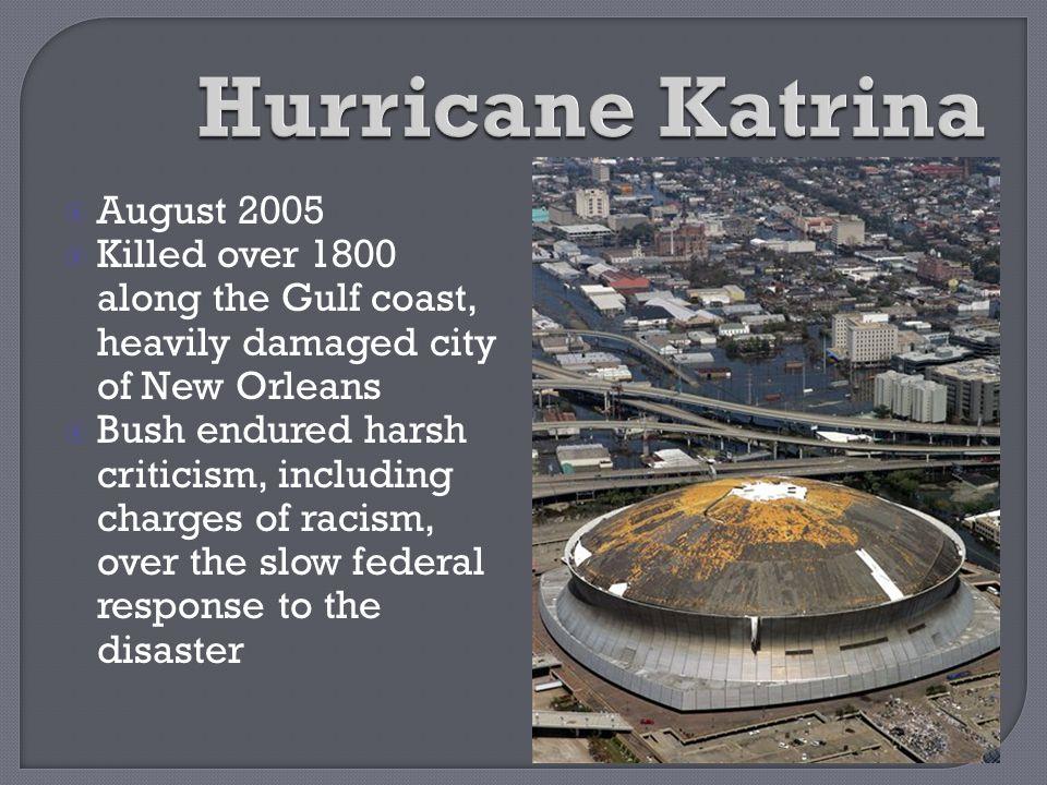 Hurricane Katrina August 2005