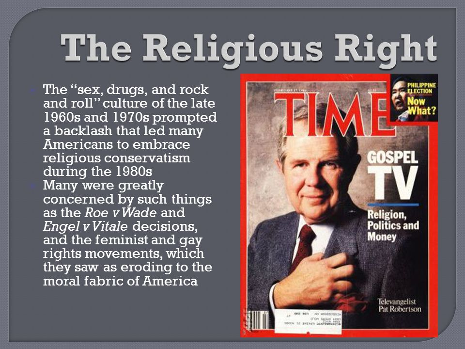 The Religious Right