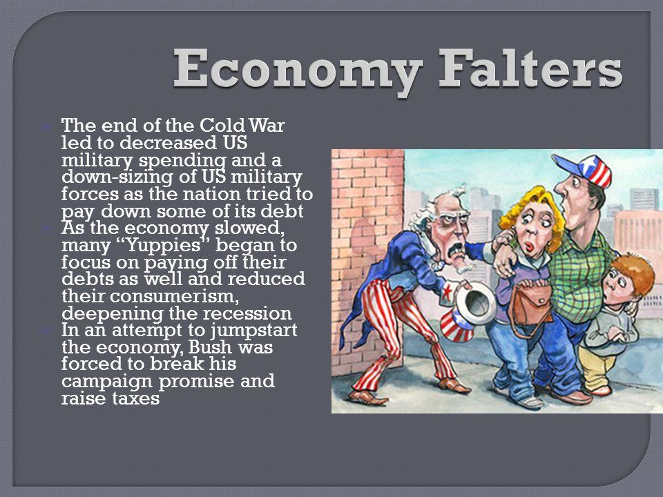 Economy Falters