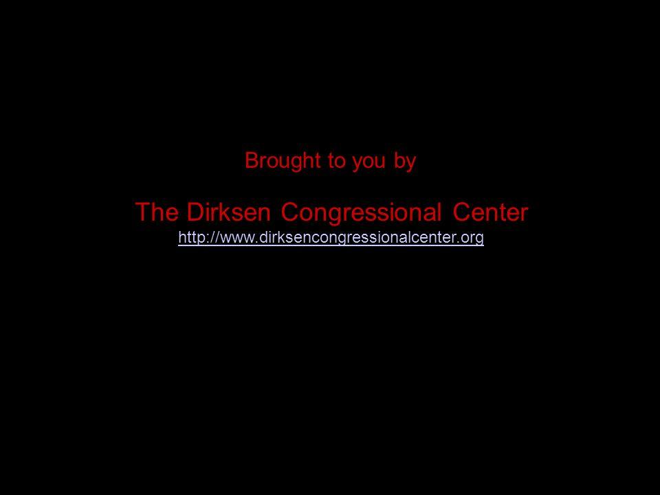 The Dirksen Congressional Center
