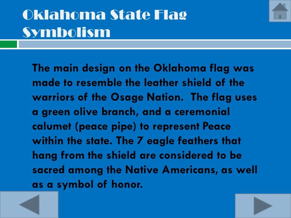 Oklahoma State Flag Symbolism