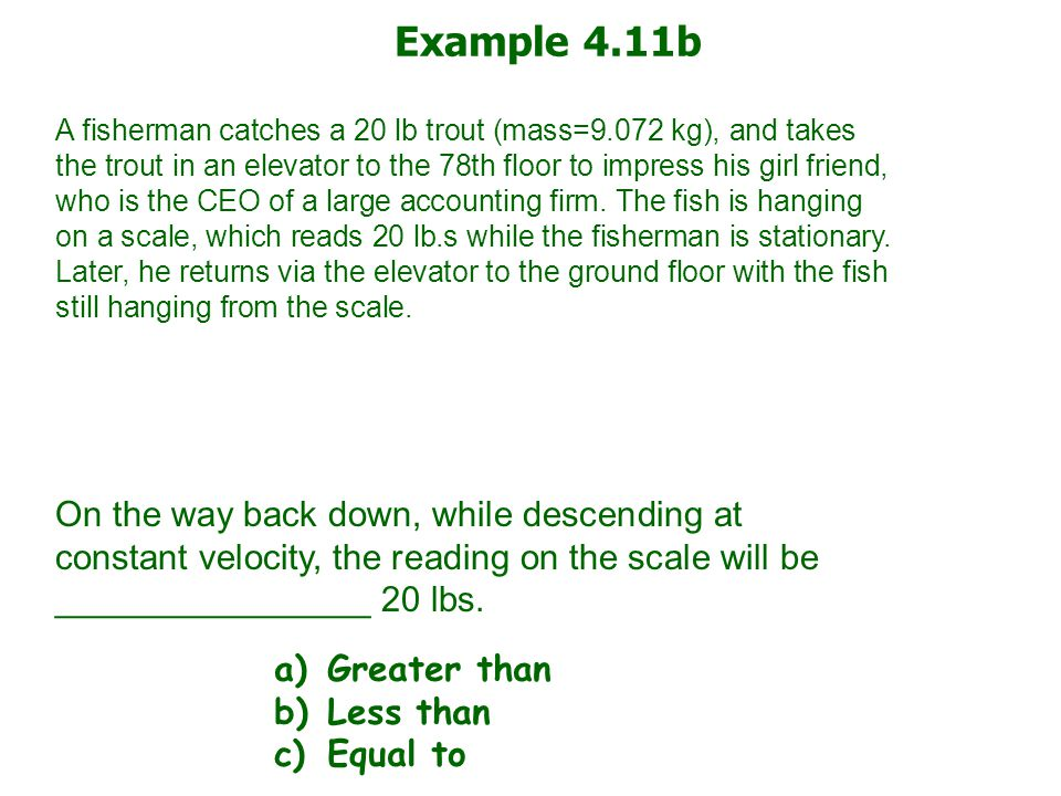 Example 4.11b