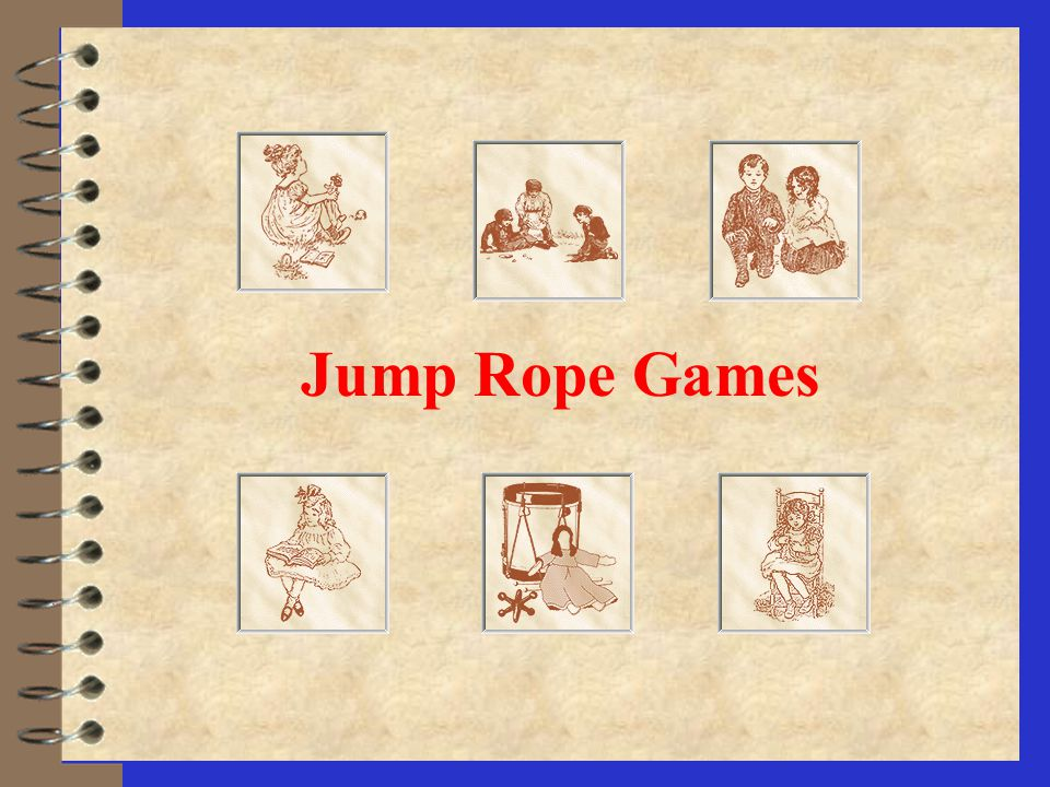 Jump Rope Games