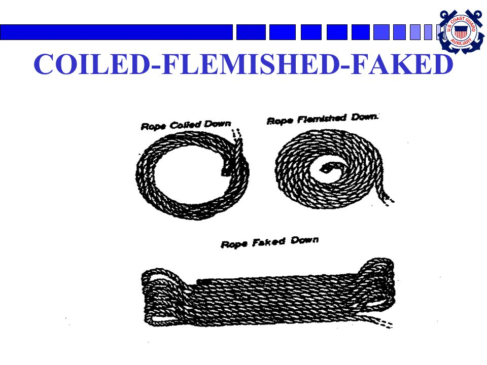 COILED-FLEMISHED-FAKED