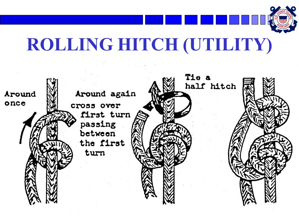 ROLLING HITCH (UTILITY)