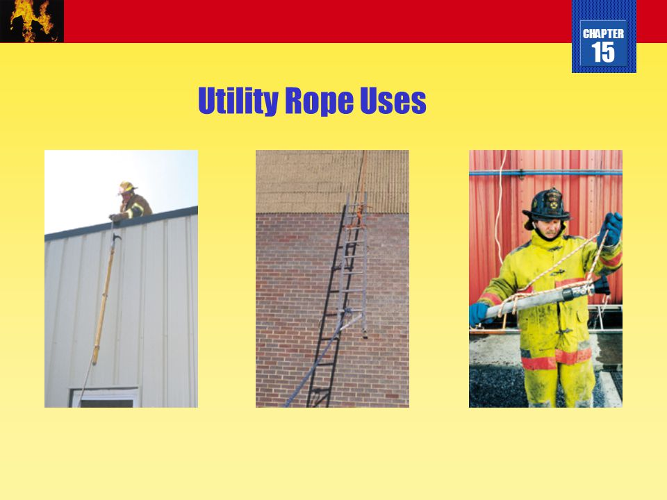Utility Rope Uses
