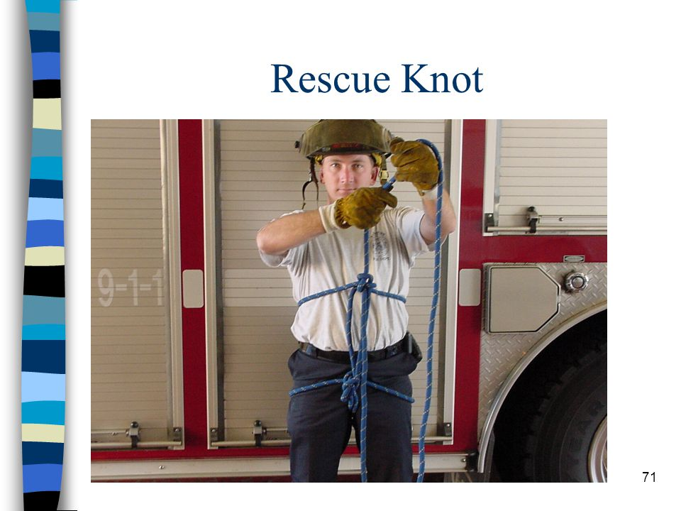 Rescue Knot