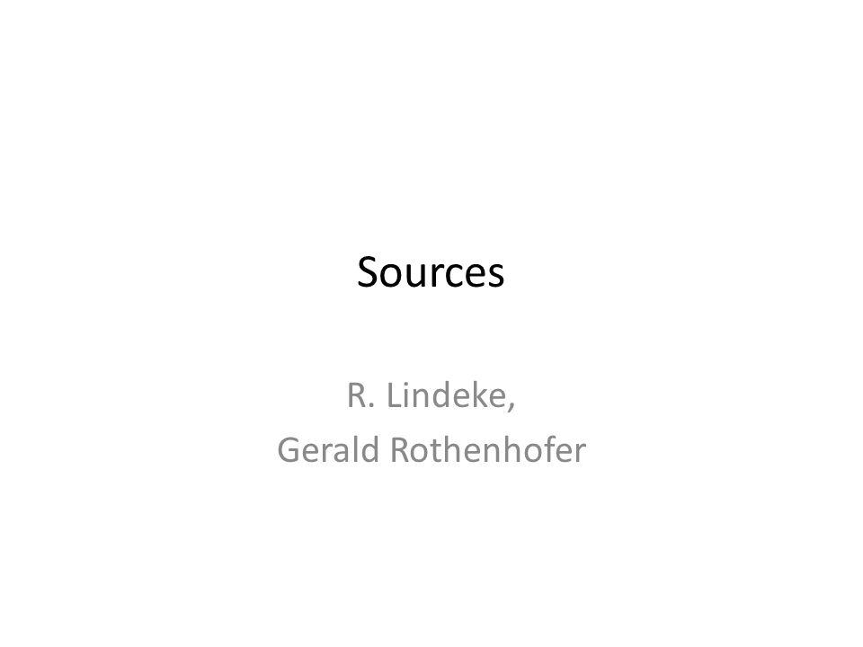 R. Lindeke, Gerald Rothenhofer
