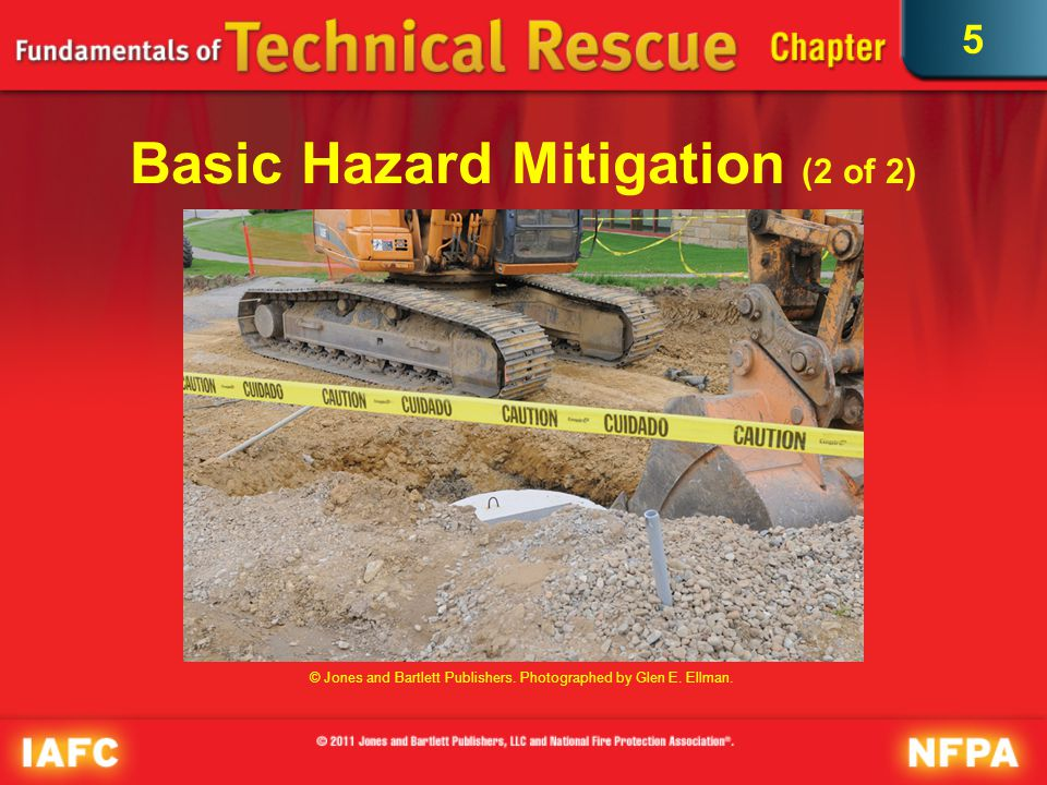 Basic Hazard Mitigation (2 of 2)