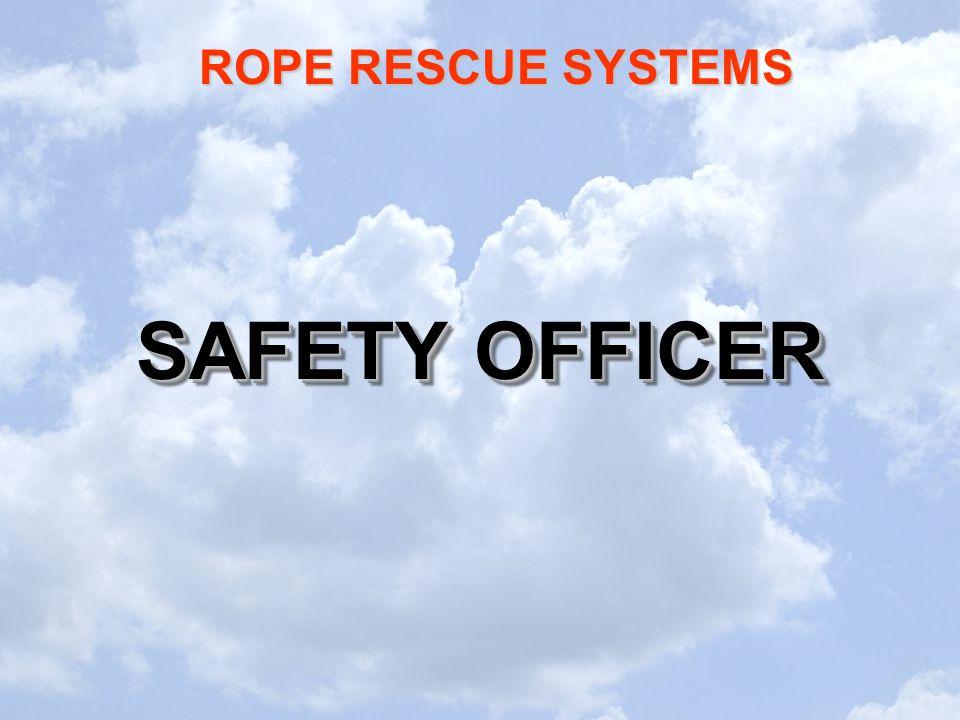 SAFETY OFFICER
