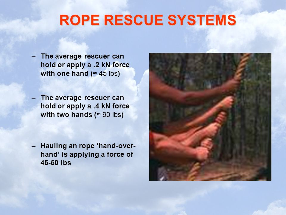 The average rescuer can hold or apply a