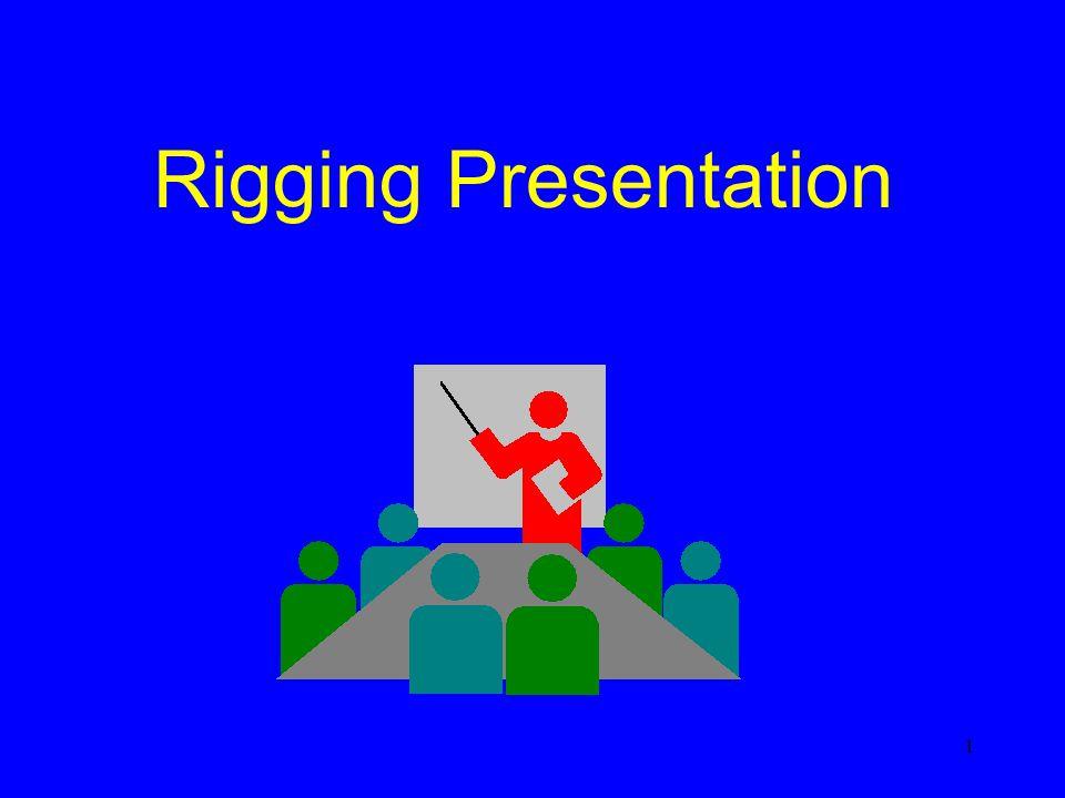 Rigging Presentation