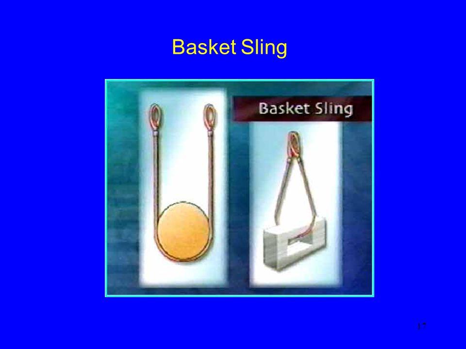 Basket Sling