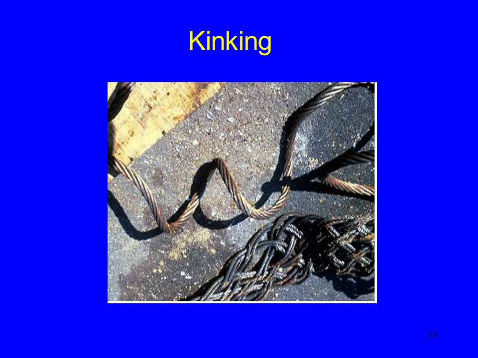 Kinking
