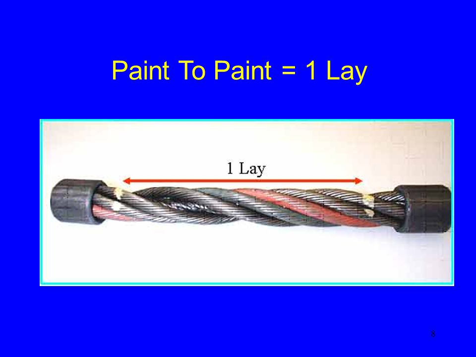 Paint To Paint = 1 Lay