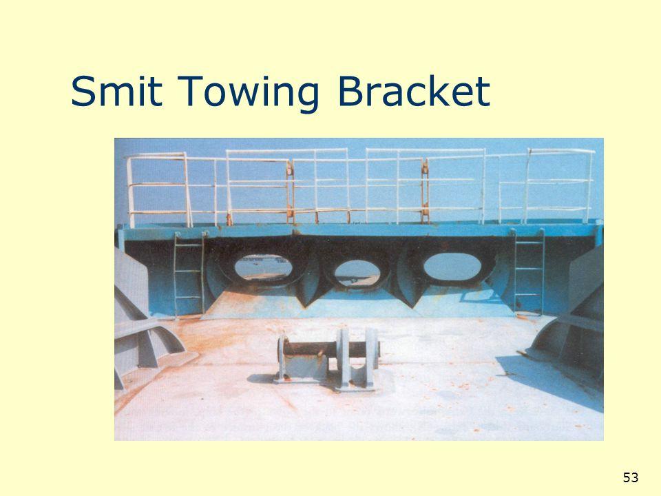 Smit Towing Bracket