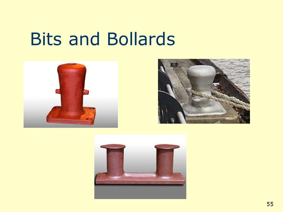 Bits and Bollards