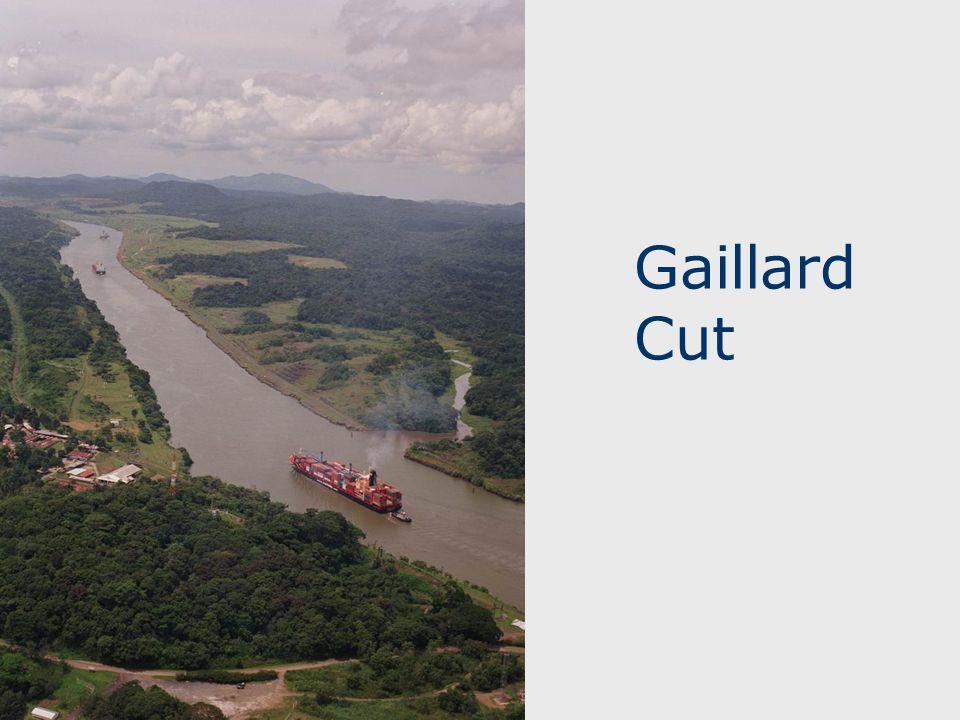 Gaillard Cut