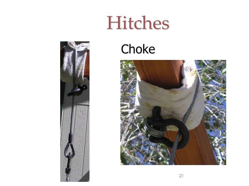 Hitches Choke